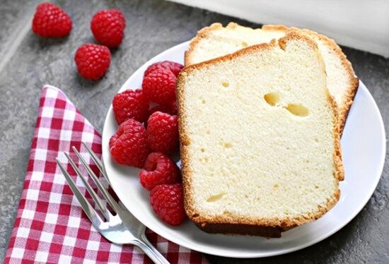 bánh sandwich sữa chua mềm mịn cho bữa sáng