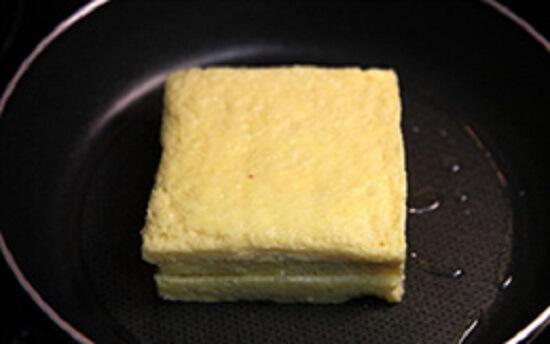 chiên bánh