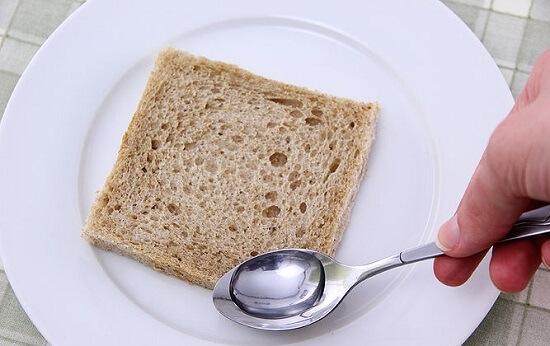 làm ướt bánh mì