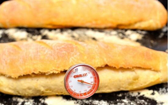 bánh mì nướng