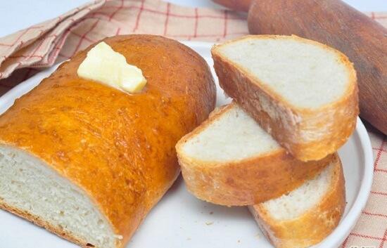 bánh mì bơ thơm ngon