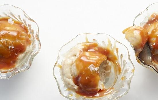 kem chuối - cách làm kem chuối