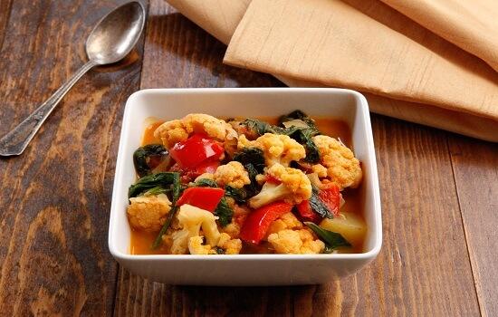Cách làm rau củ hầm bột cà ri ngon cơm bữa tối 1