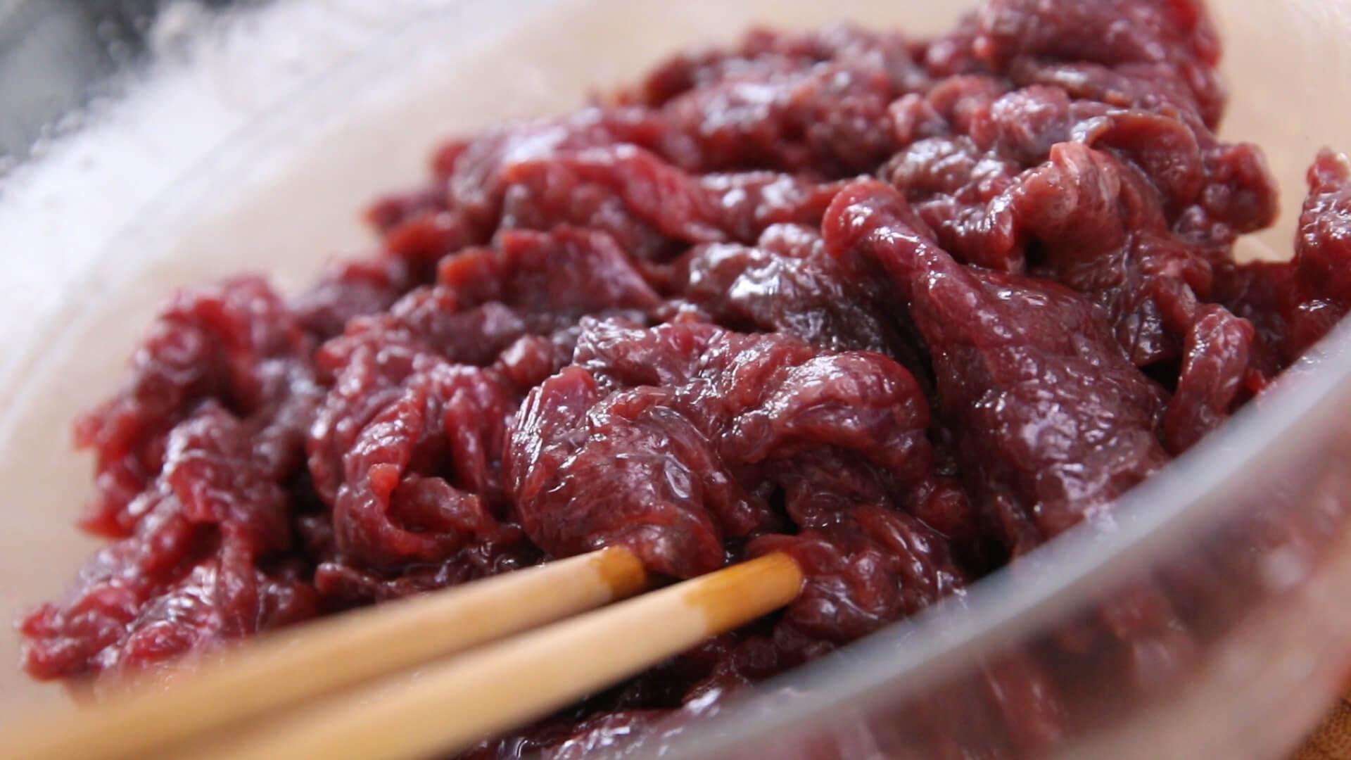 Cách nấu thịt bò xào mướp đắng ngon cơm cho cả gia đình 7