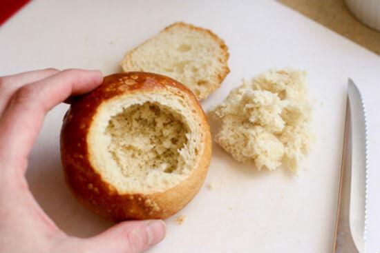 Cách làm bánh mì phô mai thịt nguội đơn giản cho bữa sáng 3