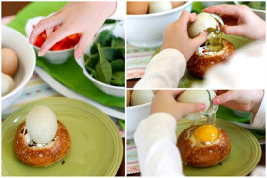 Cách làm bánh mì phô mai thịt nguội đơn giản cho bữa sáng 6