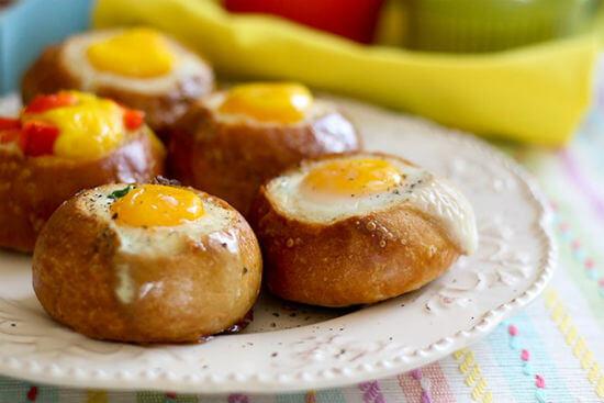 Cách làm bánh mì phô mai thịt nguội đơn giản cho bữa sáng 8