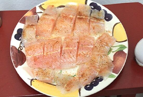 ướp cá basa