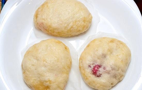 bánh Hawaiian Manapua thơm ngon