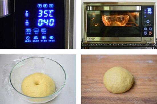 Lên men bột - cách làm bánh pizza