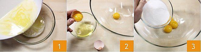 Cách làm bánh trứng Custard ngon tuyệt 2