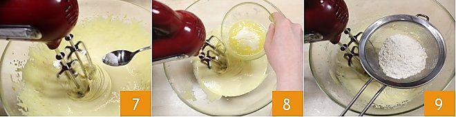 Cách làm bánh trứng Custard ngon tuyệt 4