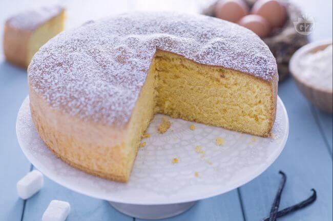 Cách làm bánh Margherita 1