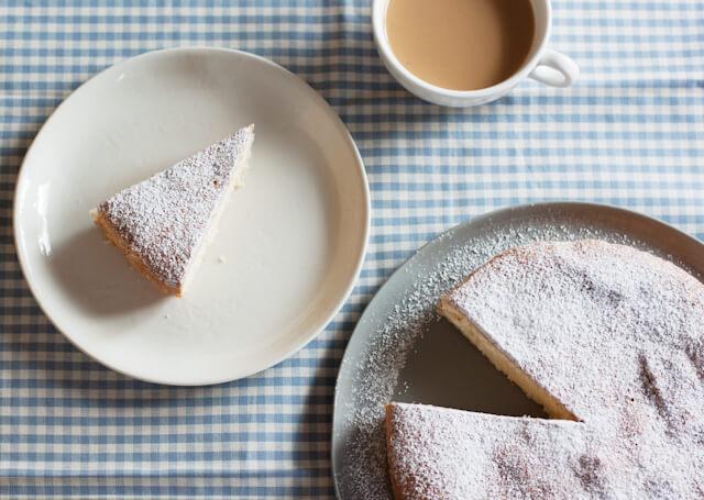Cách làm bánh Margherita 2