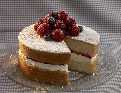 Cách làm bánh Margherita 8