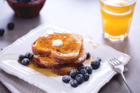 Cách làm bánh mì nướng kiểu Pháp 9