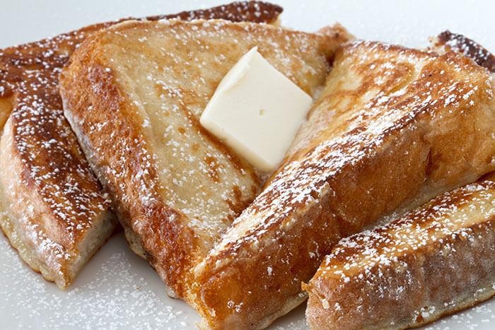 Cách làm bánh mì nướng kiểu Pháp 1