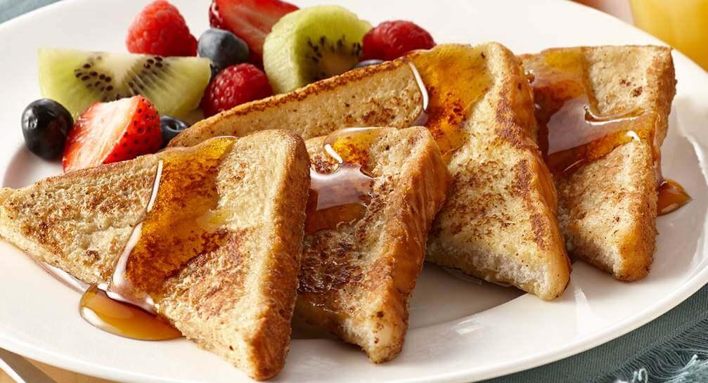 Cách làm bánh mì nướng kiểu Pháp 10