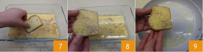 Cách làm bánh mì nướng kiểu Pháp 6