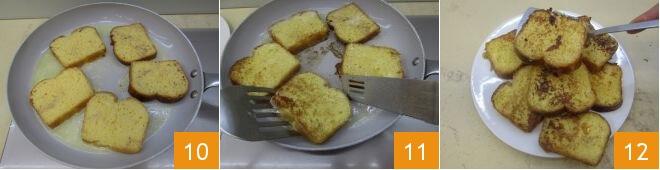Cách làm bánh mì nướng kiểu Pháp 7
