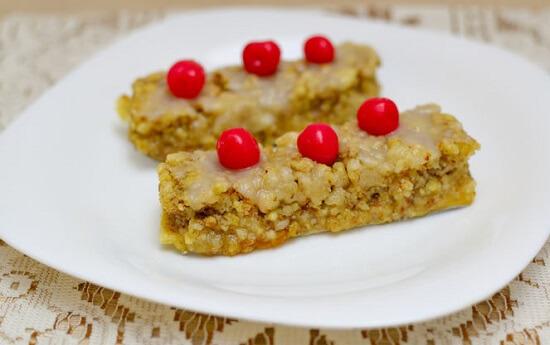 bánh ngọt hạnh nhân đậu phụ thơm ngon