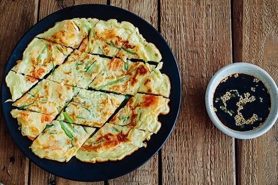 lưu ý khi làm món bánh xèo hải sản Hàn Quốc