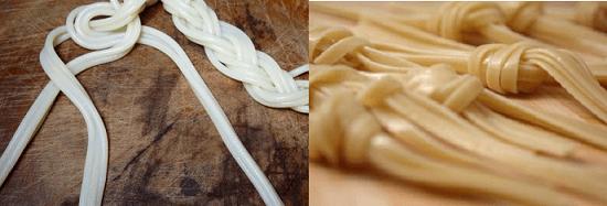 Cách làm bim bim mì que