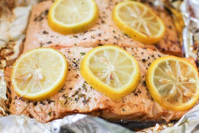 cách làm cá hồi nướng tiêu ngon cơm bữa tối chi tiết