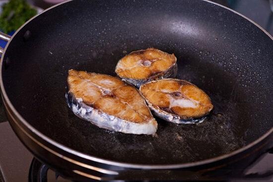 cách làm cá thu sốt cay