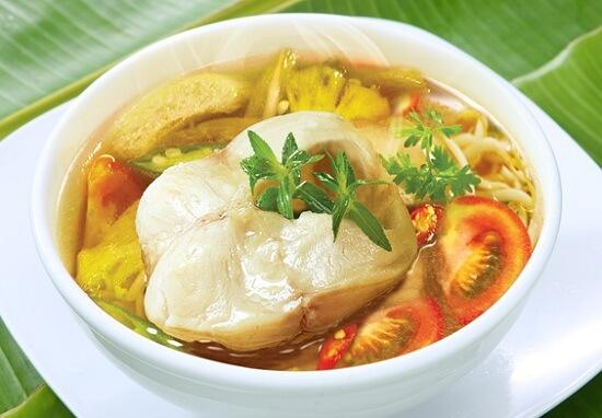Cách làm canh chua cá lóc đơn giản mà thơm ngon