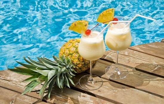 Cách làm cocktail Pina Colada 7
