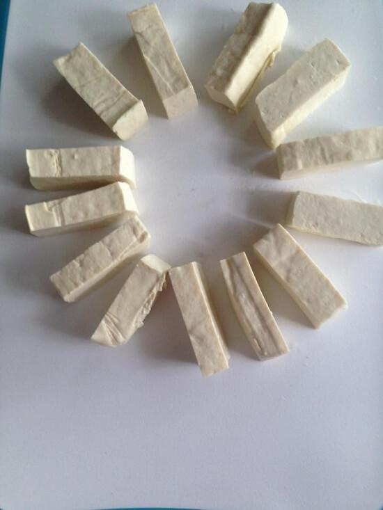 Cách làm đậu chiên xù vừng