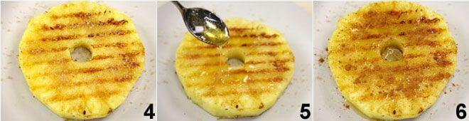 Cách làm dứa nướng đúng chuẩn người Ý 3