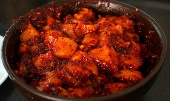 Cách làm gà sốt phô mai béo ngậy