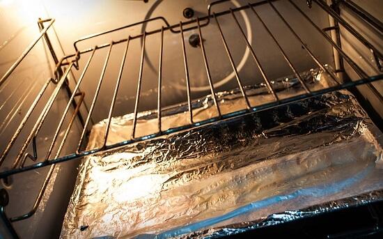 Cách làm khoai lang nướng bằng lò nướng bánh 2