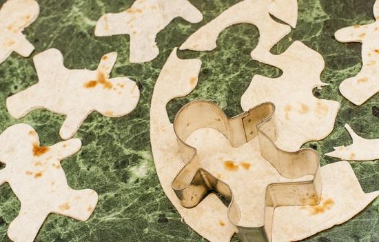 Cách làm bánh nướng rau trộn cho bé biếng ăn 4