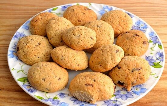 bánh quy mềm