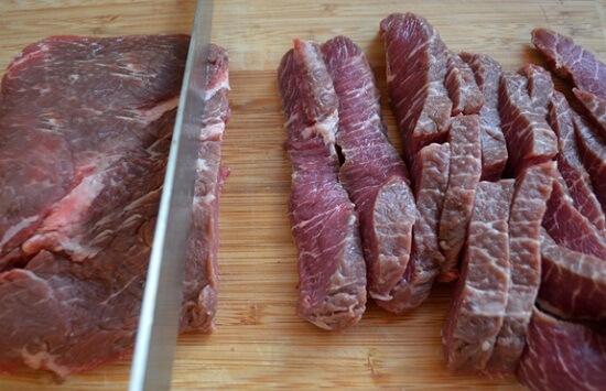Học cách làm thịt bò áp chảo ngon tuyệt cú mèo 1