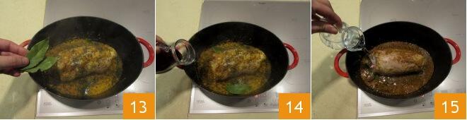 Cách làm thịt chân giò hầm kiểu Ý 8