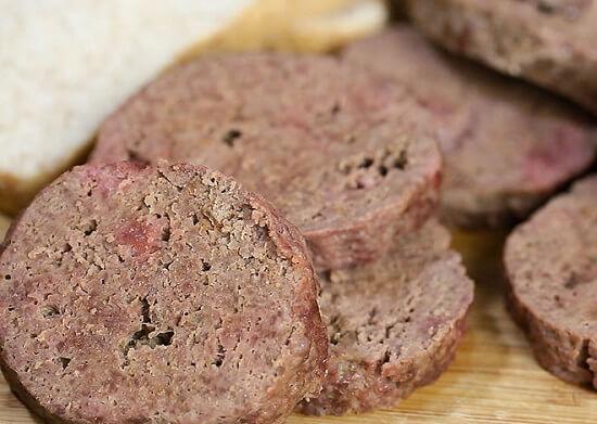 xúc xích thịt heo