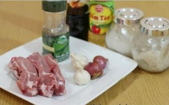 Cách nấu món canh bí đao ninh sườn non ngon tuyệt 2