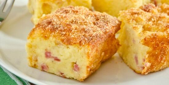 bánh gato khoai tây mềm ngon