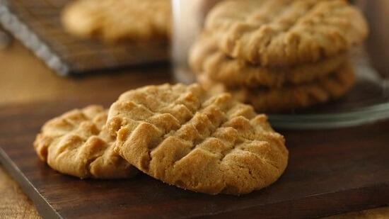 bánh quy bơ đậu phộng