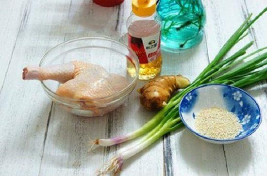 Công thức làm gà nướng mè không cần lò nướng 2