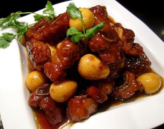 Cách nấu món thịt kho tàu