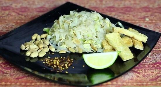 Cách nấu mì xào Thái Lan thơm ngon mê li 1
