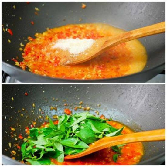 Cách làm cá chấm sốt tỏi ngon chảy nước miếng 4