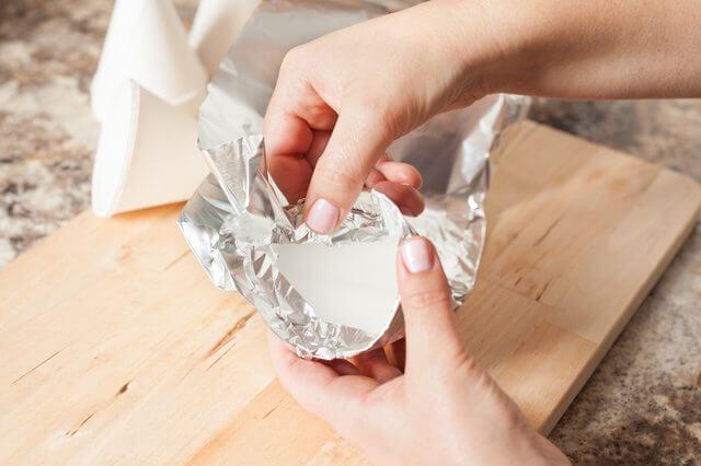 cách làm pizza ốc quế
