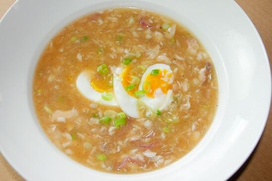 cách làm món súp cá độc đáo thơm ngon