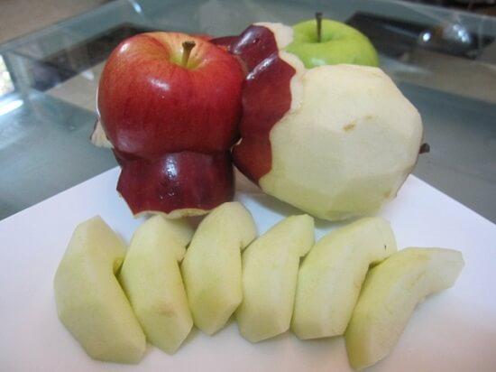 cắt táo